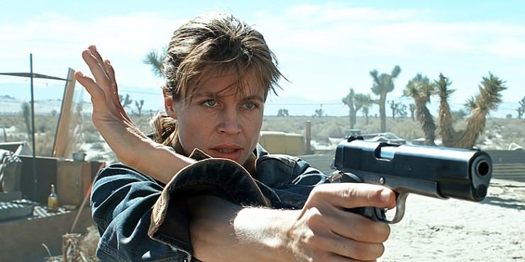 Linda Hamilton In Sarah Connor Role 02.