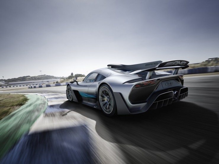 Mercedes Project One 07.