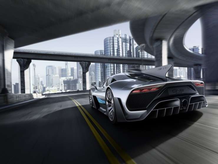 Mercedes Project One 08.