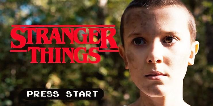 Netflix Stranger Things Season 1 Level Up.