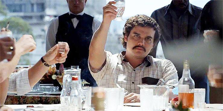 Roberto Escobar Sues Netflix Narcos.