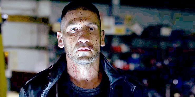 The Punisher Netflix Series 22.