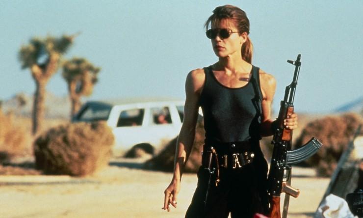 Linda Hamilton In Sarah Connor Role 01.