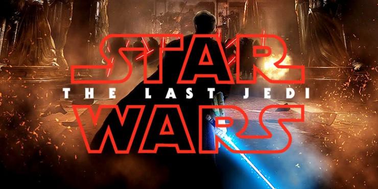 Star Wars The Last Jedi Trailer.