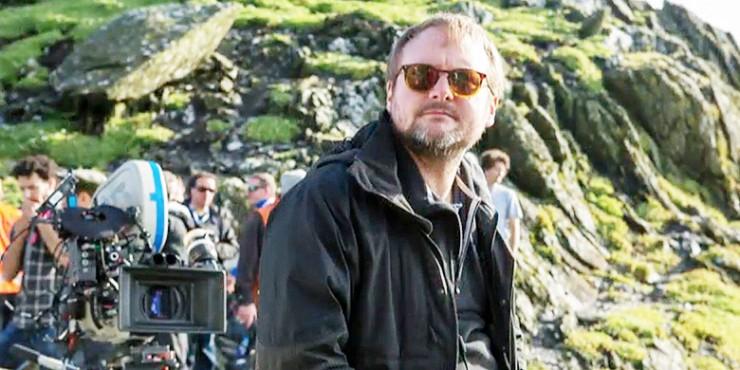 The Last Jedi Trailer Rian Johnson.