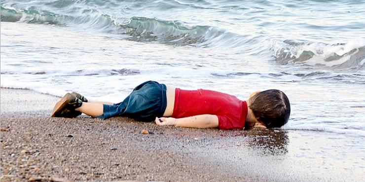 Alan kurdi the boy on the beach.